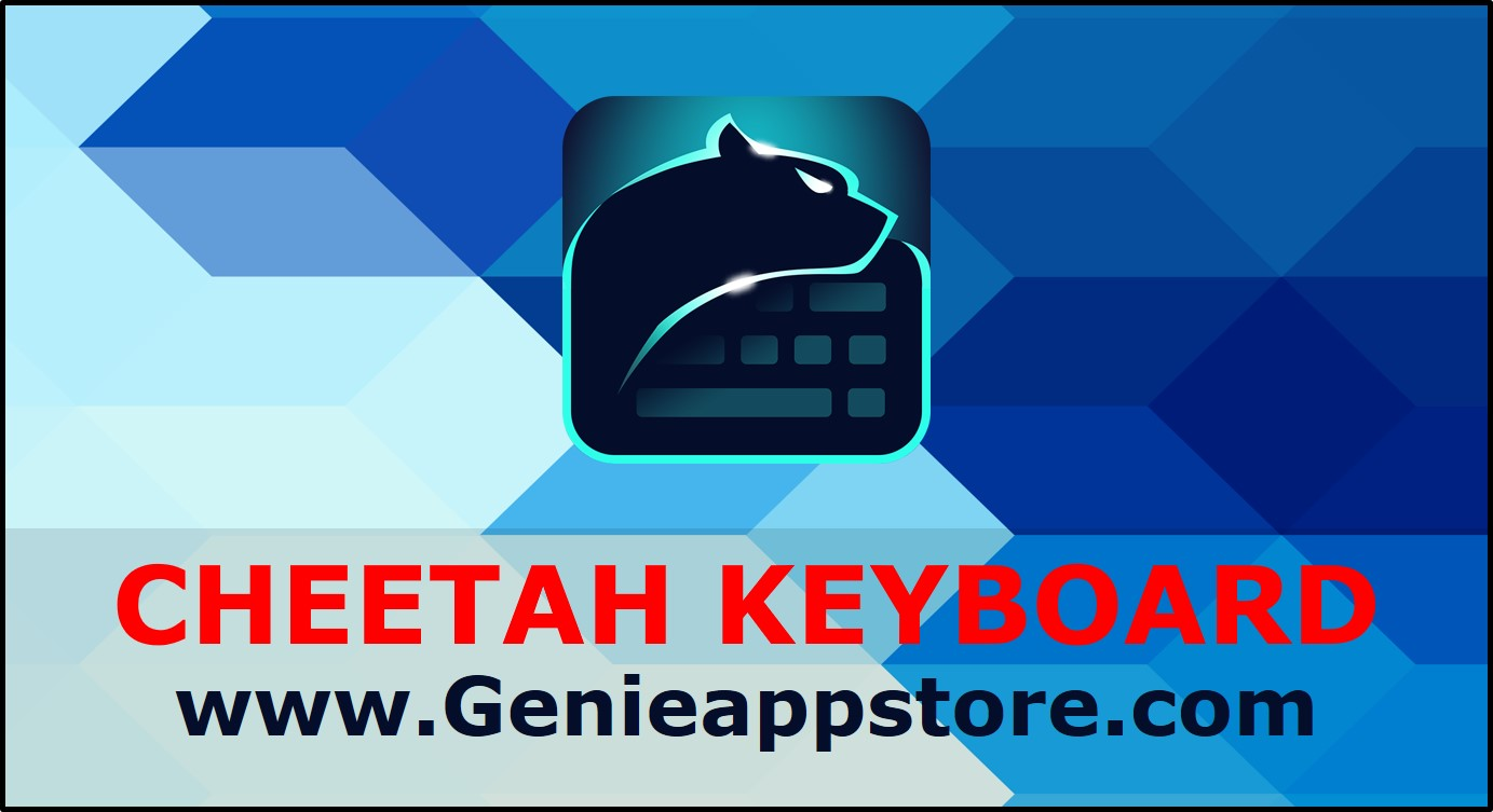 cheetah keyboard apk